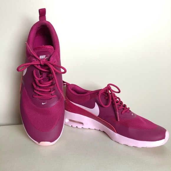 Nike Shoes | Air Max Thea Sport Fuchsiaprism Pink Sneaker